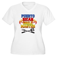 Puerto Rican Gril T-Shirt