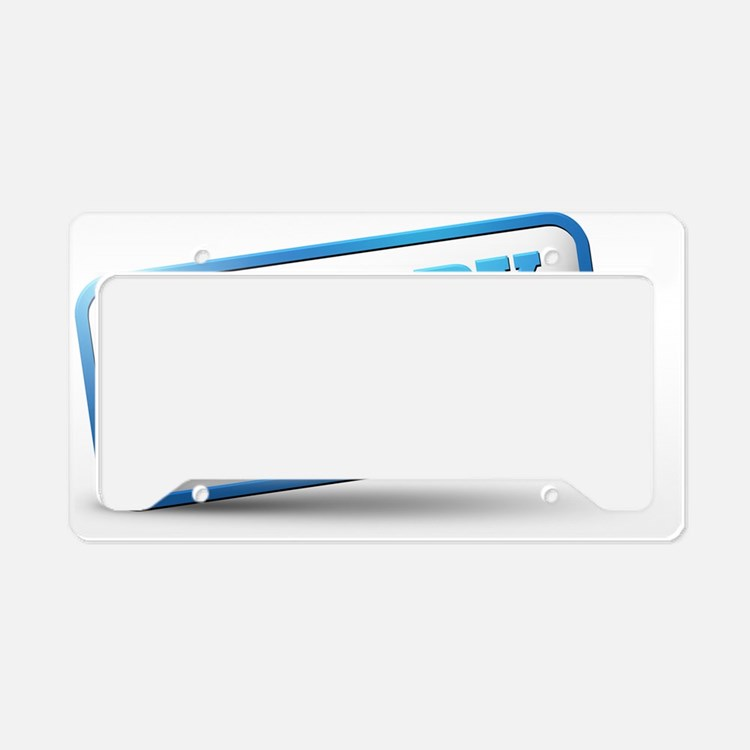 SLP Fit Body Boot Camp License Plate Holder