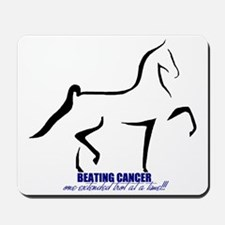 Beat Cancer Mousepad