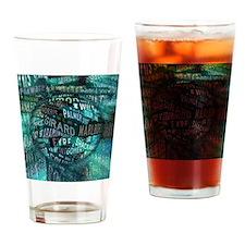 Philadelphia Fishtown Streets Drinking Glass