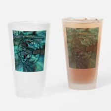 Philadelphia Fishtown Streets Drinking Glass
