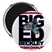 Big Ed Beckley Magnet