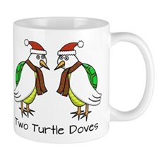 Two Turtle Doves Mugs