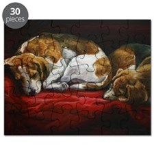 Sleeping Beagles Puzzle