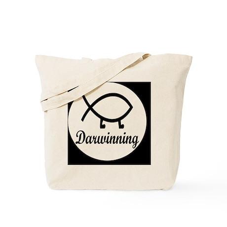 darwinningbutton Tote Bag