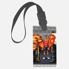Ill Be Huge Though - Right? Luggage Tag