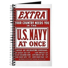 Extra - Your Country Needs You Journal