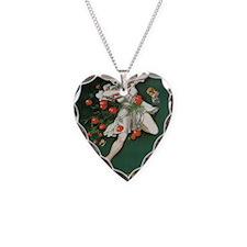 Barbier Dauphin Necklace Heart Charm