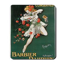 Barbier Dauphin Mousepad