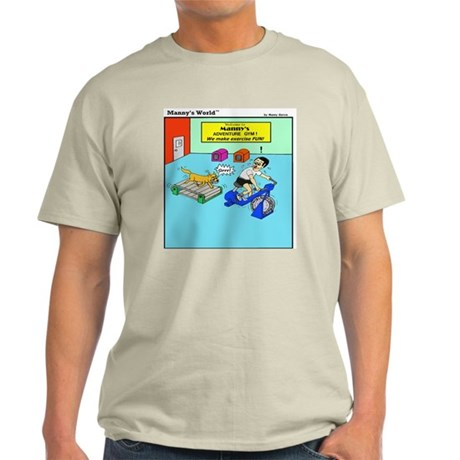ADVENTURE GYM Light T-Shirt
