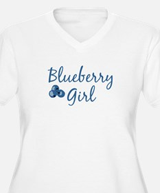 Blueberry Girl T-Shirt