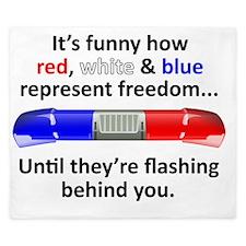 Freedom King Duvet