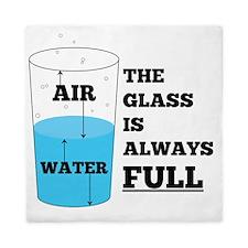 Glass Theory Queen Duvet