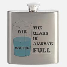 Glass Theory Flask