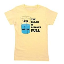 Glass Theory Girl's Tee