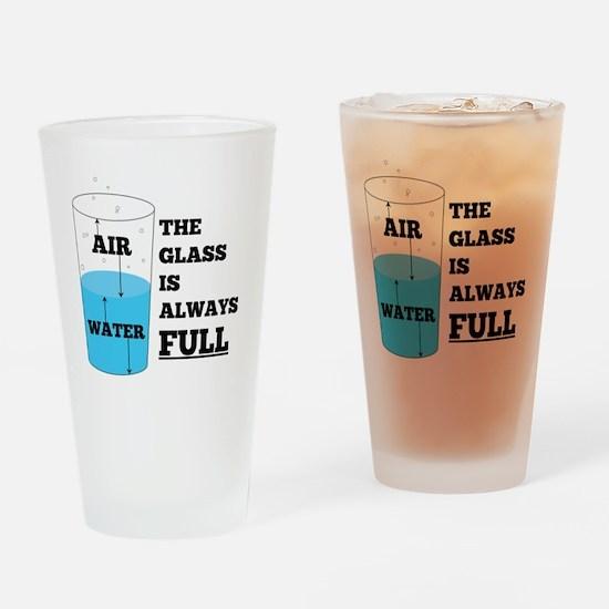 Glass Theory Drinking Glass