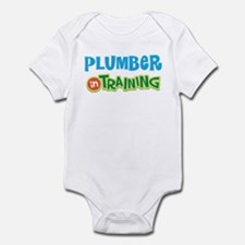 Plumber in Training Infant Bodysuit
