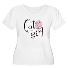Cat Girl T-Shirt