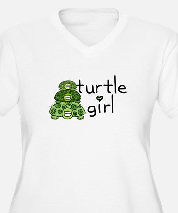 turtle girl T-Shirt