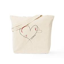HUGGABLE HEARTS Tote Bag