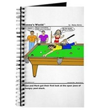 POOL SHARK AT HIS BEST! Journal