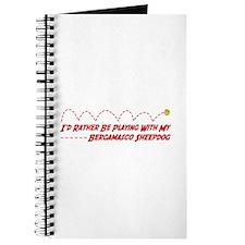 Bergamasco Play Journal