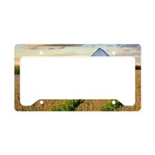 In the Field License Plate Holder