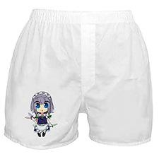 Chibi Sakuya Boxer Shorts