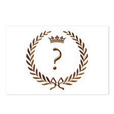 Napoleon gold ? (question mark) Postcards (Package