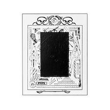 Machinist Tools Masonic Freemason Picture Frame