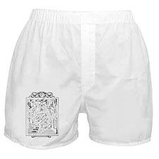 Machinist Tools Masonic Freemason Boxer Shorts