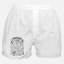 Machinist Tools Masonic Freemason Boxer Shorts
