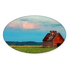 Lone Barn Decal