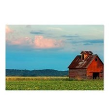 Lone Barn Postcards (Package of 8)