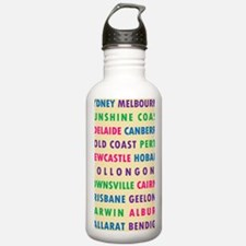 BPPG AU Cities Water Bottle