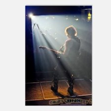 Chads Concert Pix poster Postcards (Package of 8)
