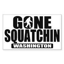 Gone Sqatchin *Special Washing Decal