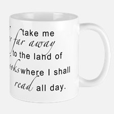 land of books Mug