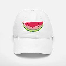 Watermelon Slice Baseball Baseball Cap