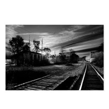 Railroad Postcards (Package of 8)