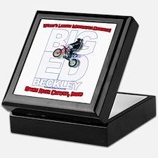 Big Ed Beckley, Worlds Largest Motorc Keepsake Box