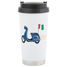 Italian Vespa Travel Mug
