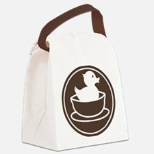 DSLogo Canvas Lunch Bag