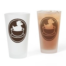 DSLogo Drinking Glass