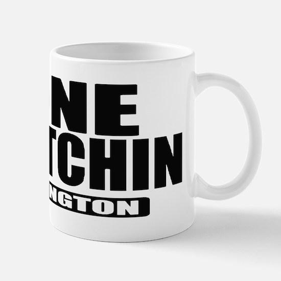 Gone Sqatchin *Special Washington State Mug