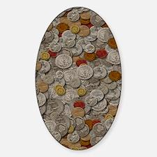 IPAD3 Sticker (Oval)