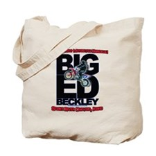 Big Ed Beckley Tote Bag