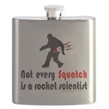 NOT EVERY SQUATCH IS A ROCKET SCIENTIST Flask
