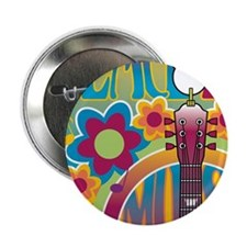 """Tribute To Woodstock 2.25"""" Button"""