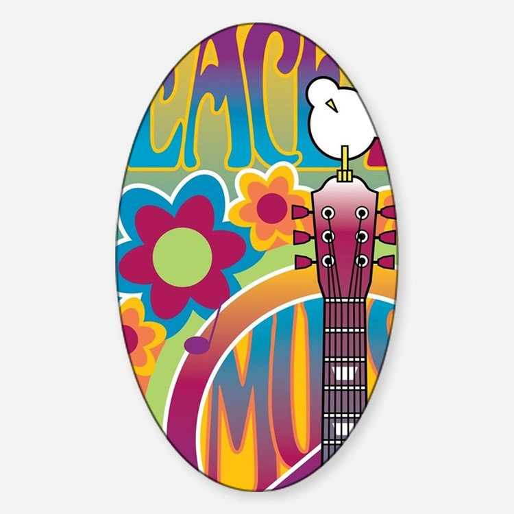 Tribute To Woodstock Decal